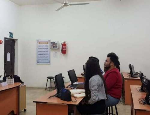 دورة تدريبية عن نظم المعلومات الجغرافية