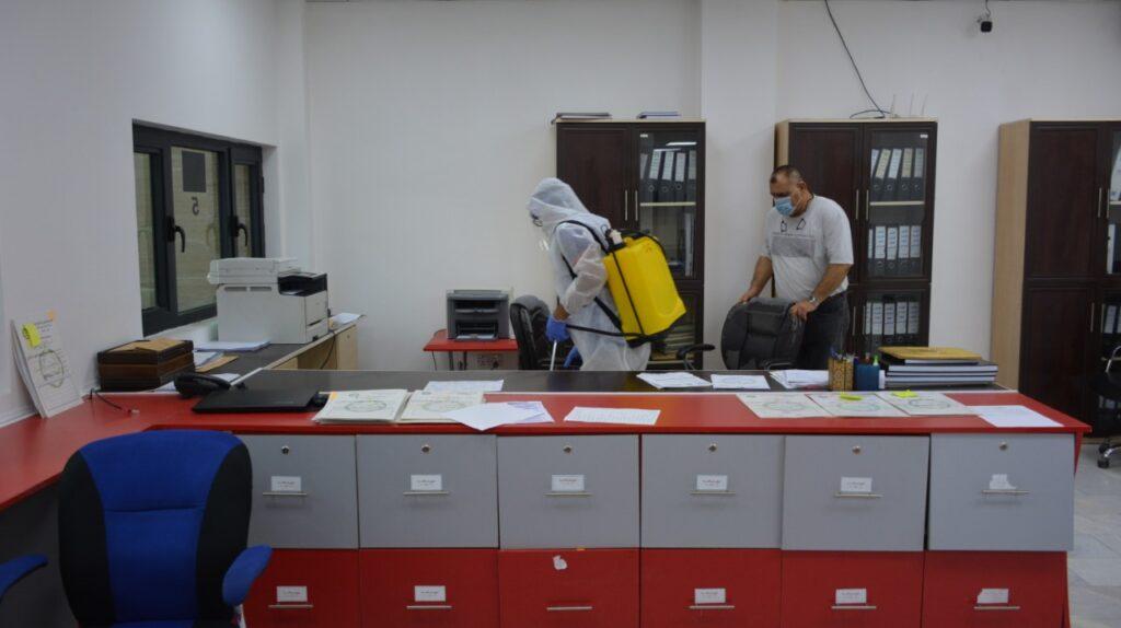 كلية بغداد للعلوم الاقتصادية • كلية بغداد للعلوم الاقتصادية:توفر اعلى متطلبات الوقاية من جائحة كورونا