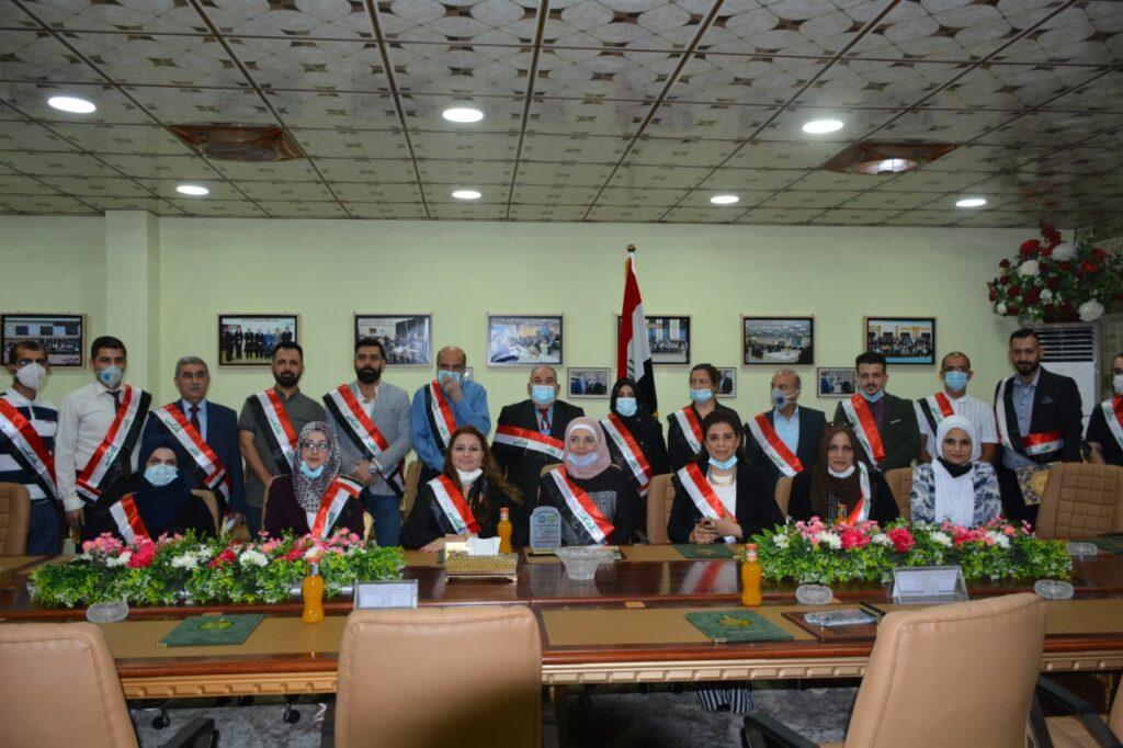 كلية بغداد للعلوم الاقتصادية • كلية بغداد للعلوم الاقتصادية الجامعة: تحتفل بنجاح مؤتمرها العلمي الدولي في مجال علوم الحاسبات