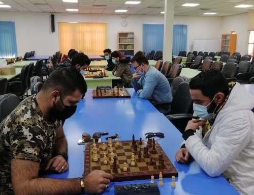 انطلاق بطولة الشطرنج في كلية بغداد للعلوم الاقتصادية الجامعة