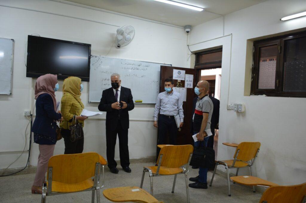زيارة اللجنة الوزارية