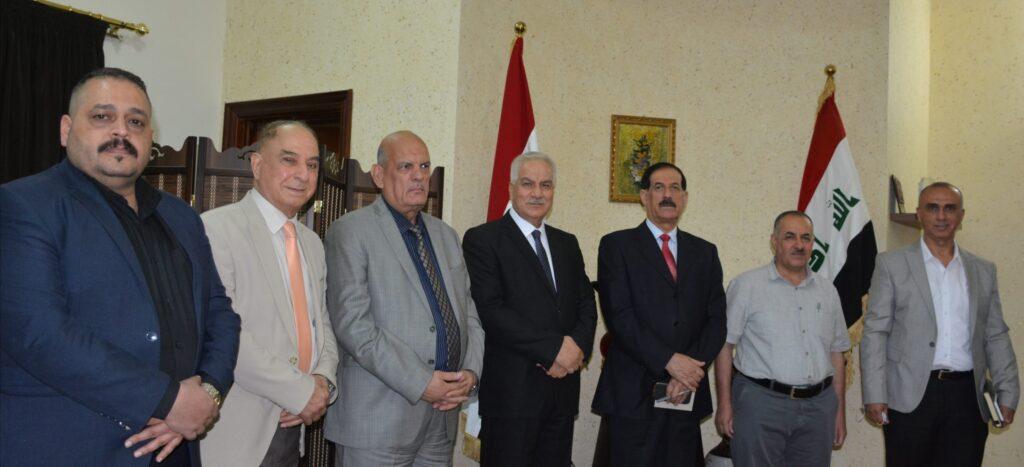 زيارة عبد ذياب العجيلي