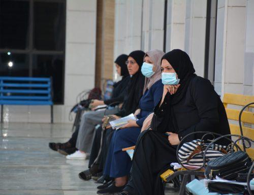كلية بغداد للعلوم الاقتصادية الجامعة تستضيف الامتحانات الوزارية للسادس الاعدادي
